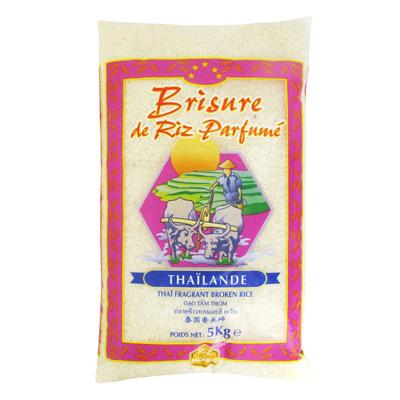 Brisure de riz parfume