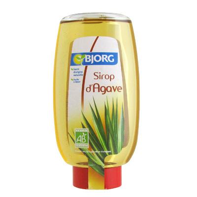 Sirop d'agave bio BJORG, 500ml
