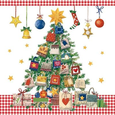 Christmas tree ,Paperproducts Design,