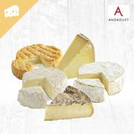 Androuet Coffret 5 fromages (photo non contractuelle)