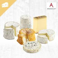 Androuet Coffret 6 fromages (photo non contractuelle)