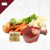 Pack pot au feu 4 personnes (photo non contractuelle)