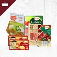 Pack Raclette 4 personnes (photo non contractuelle)