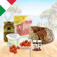 Pack Bruschetta (photo non contractuelle)