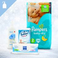 Pack Toilette de bébé (photo non contractuelle)