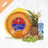Pack Tarte aux fruits minute (photo non contractuelle)