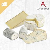 Pack Fromage Androuet (photo non contractuelle)
