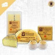 Pack Plateau de fromage Patrimoine Gourmand (photo non contractuelle)