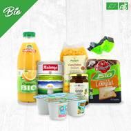 Pack Petit déjeuner Bio (photo non contractuelle)