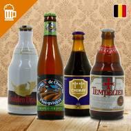 Pack découverte Bière Belge (photo non contractuelle)
