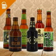 Pack découverte Bière du Monde (photo non contractuelle)