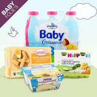 Pack Bébé alimentaire dès 10/12 mois (photo non contractuelle)