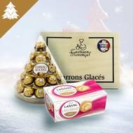 Pack Chocolats de Noël - Adulte (photo non contractuelle)