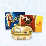 Pack Glace (photo non contractuelle)