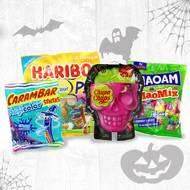 Pack Halloween (photo non contractuelle)