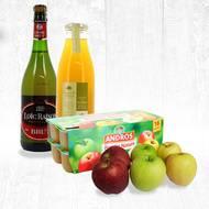 Pack autour de la pomme (photo non contractuelle)