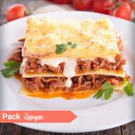 Lasagne (photo non contractuelle)