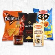 Pack Apéritif Lays- Benenuts - Doritos -3D (photo non contractuelle)