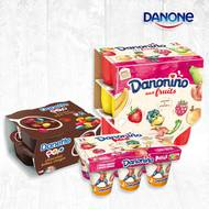 Pack Danone Enfant (photo non contractuelle)