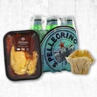 Pack Mon déjeuner traiteur (photo non contractuelle)