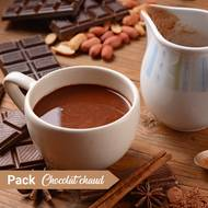 Pack chocolat chaud (photo non contractuelle)
