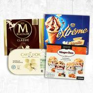 Pack glaces (photo non contractuelle)