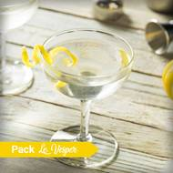 Pack Cocktail Le Vesper (photo non contractuelle)