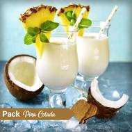 Pack Cocktail Pina colada (photo non contractuelle)