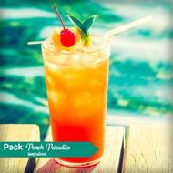 Pack Cocktail Punch Paradise sans alcool (photo non contractuelle)