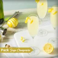 Pack coktail Soupe champenoise (photo non contractuelle)