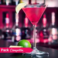 Pack Cocktail Cosmopolitan (photo non contractuelle)