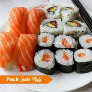 Pack Sushis (photo non contractuelle)