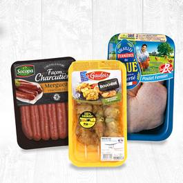 Pack Barbecue Boucherie