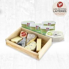 Pack Les petites Laiteries By Beillevaire