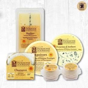 Pack Fromage Patrimoine Gourmand