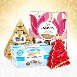 Pack Chocolat Noël