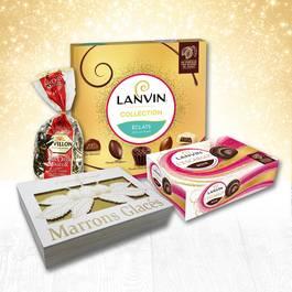 Pack Chocolats de Noël