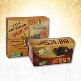 Pack Chocolats Bio