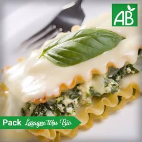Lasagne Tofu Bio