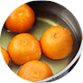Astuce: presser les clementines