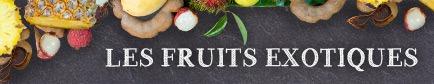 Choisir les fruits exotiques