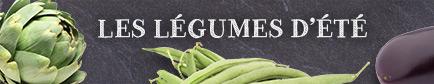 Choisir ses légumes d'été