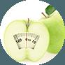Astuce: les bienfaits des pommes !