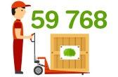 59768 salades