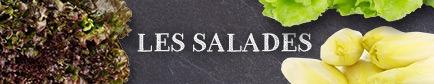 Choisir les salade