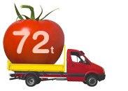 72 tonnes de tomates vendues