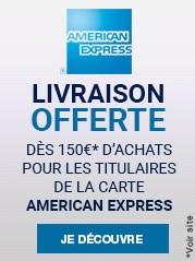 Livraison offerte dès 150 euros d\