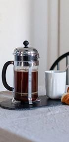 Bodum, la référence des cafetières à piston