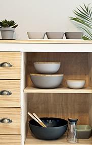 Du bambou dans votre cuisine