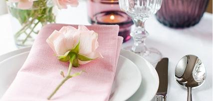 boutiques Art de la table: côté table